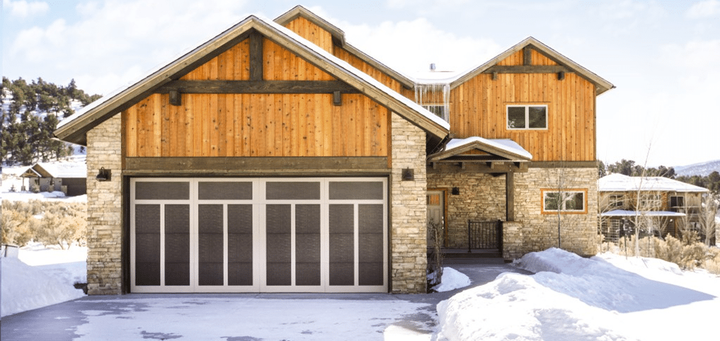 Garage Door Repair Winter
