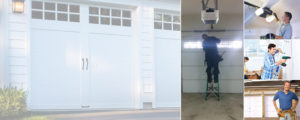 Garage door replacement Cost